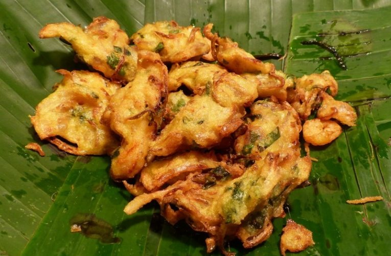 All-Time Favourite Snack: Impiana Hotel's Cucur Udang