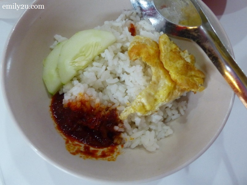 3. rice dish