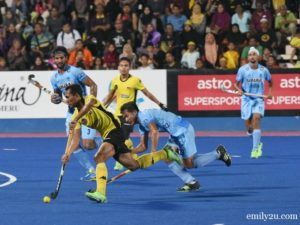 Indian field hockey
