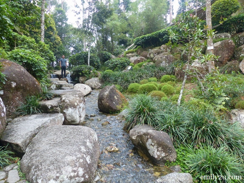 3. Japanese-themed garden