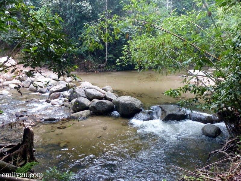 4. Sungai Chiling