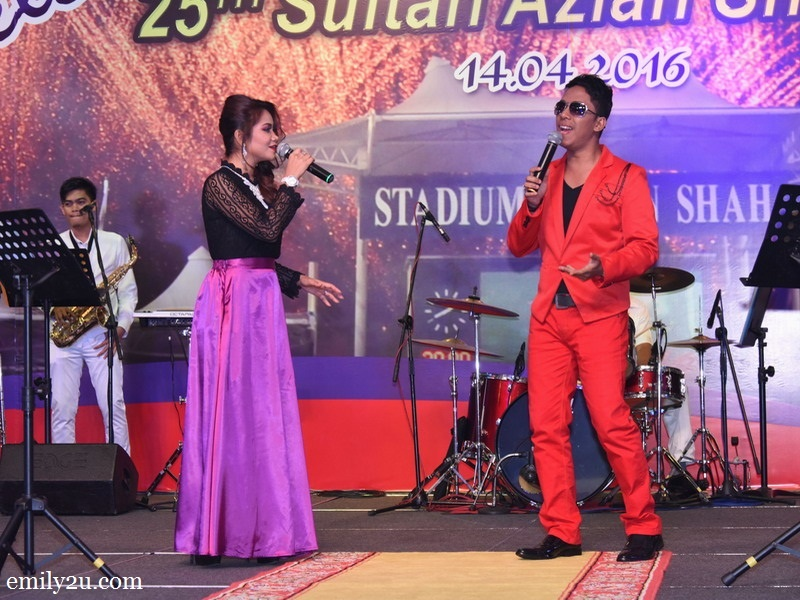 6. singing performance