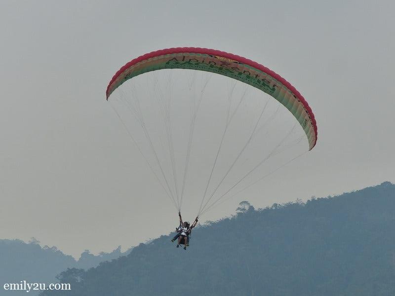 6. tandem flight
