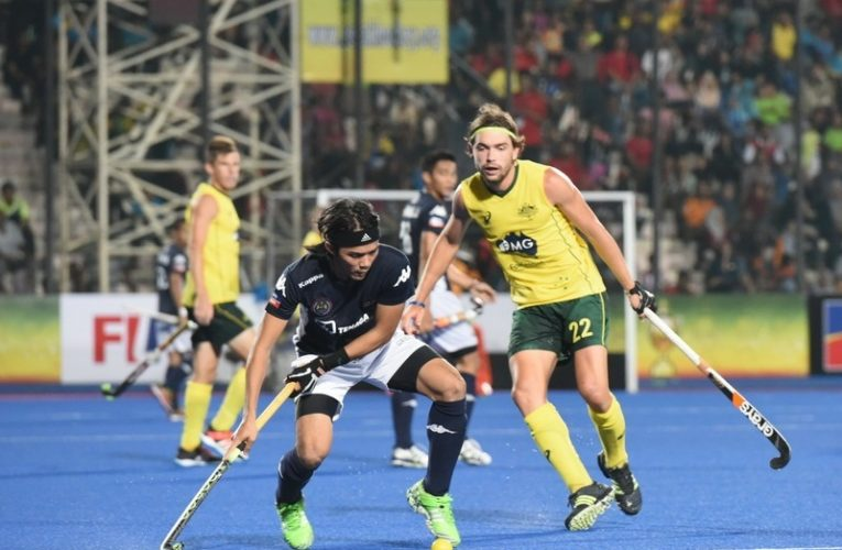 25th SAS Cup 2016: Day 3 – Australia (5) – Malaysia (1)