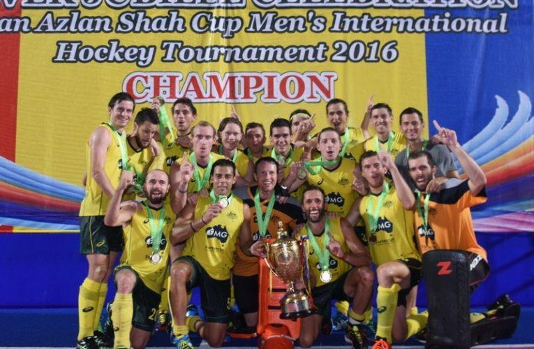 25th SAS Cup 2016: Prize Presentation