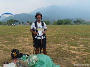 paragliding Kuala Kubu Bharu