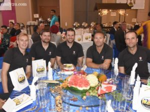SAS Cup Official Dinner