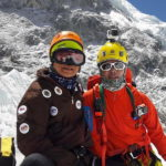 68-year-old Lion James Lee Set To Conquer Mount Everest