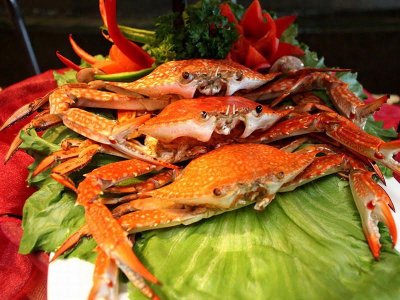 1. Chilli Crab