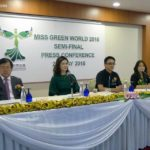 Press Conference: Miss Green World 2016 Semi-Final