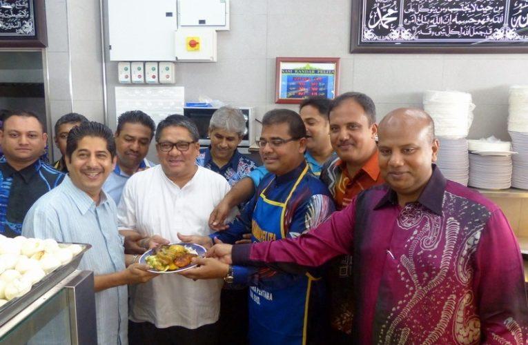 Opening of Nasi Kandar Pelita Ipoh