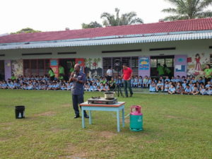 fire safety awareness programme
