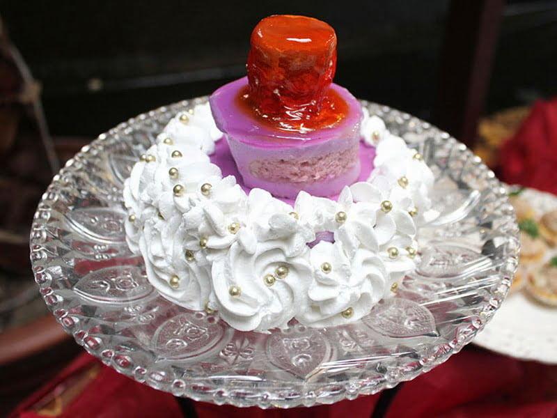 11. Yam Cake