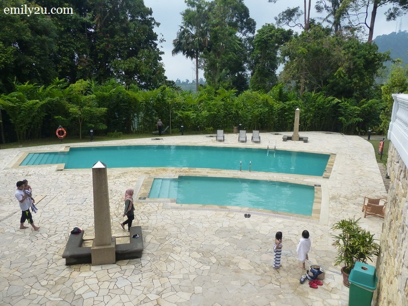 12. swimming pool