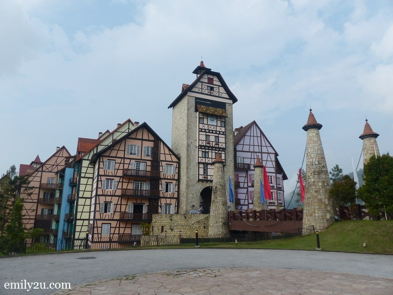 16. Colmar Tropicale French Theme Resort