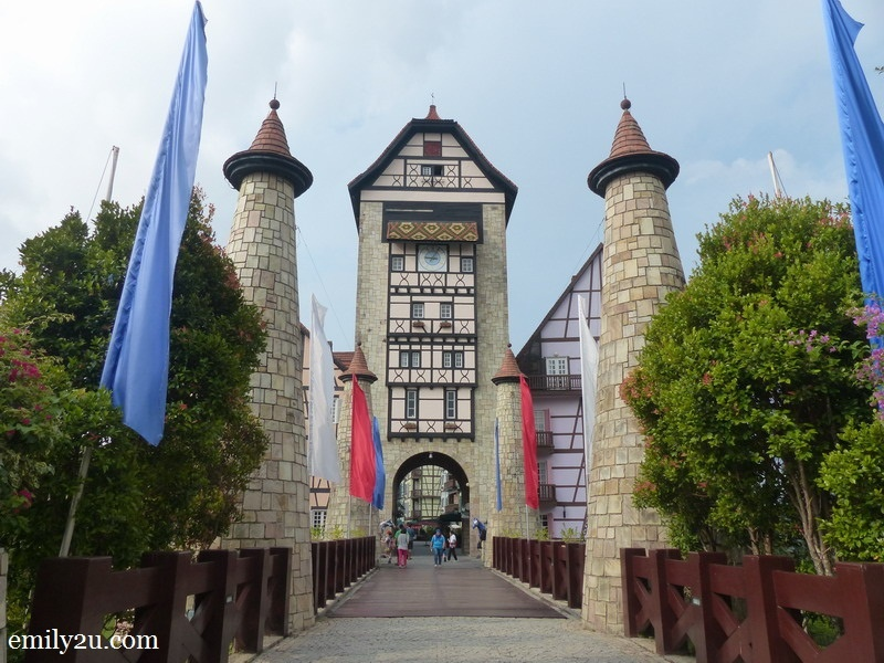 2. Colmar Tropicale French Theme Resort
