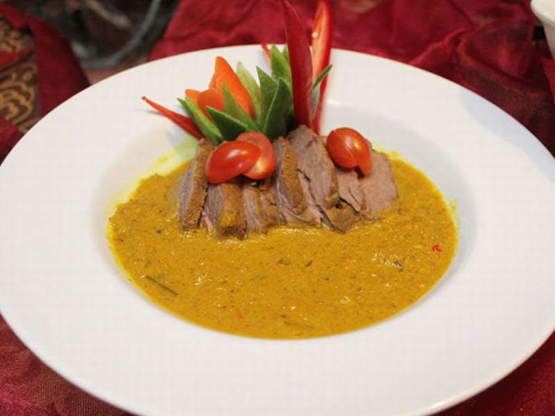 2. Daging Salai Masamah