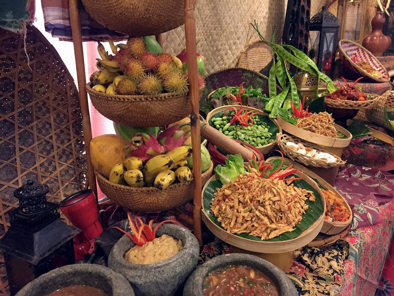 5. authentic kampung-style fare