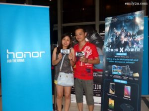 Honor XMen Movie Outing