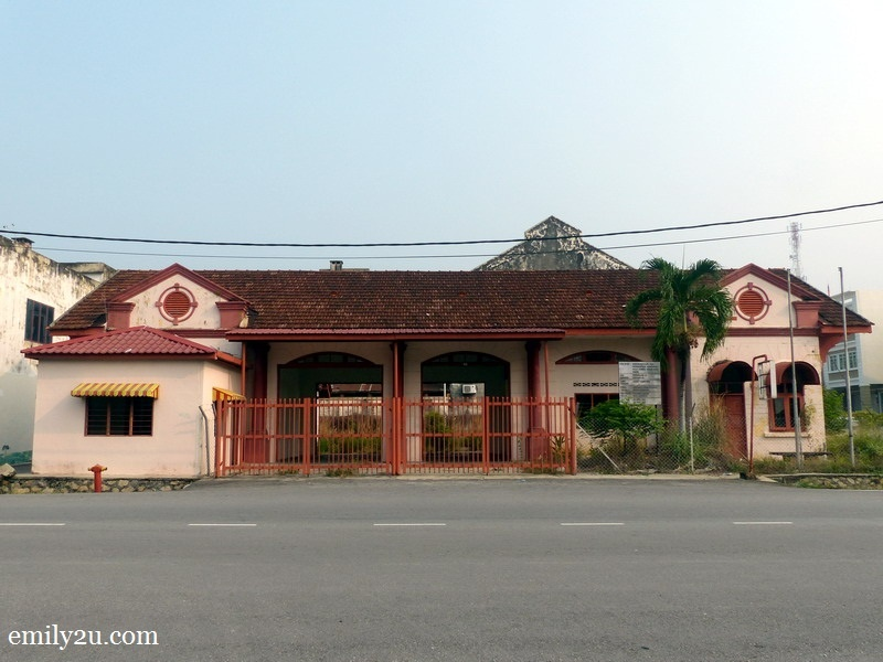3. abandoned fire station