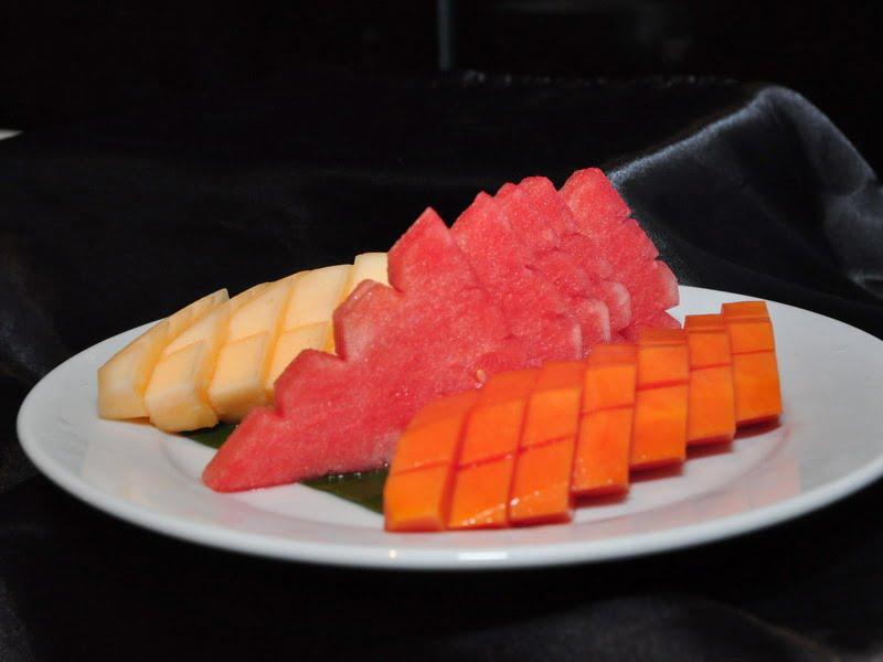 3. Fruit Platter
