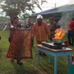 Fire Safety Outreach Programme at Tadika Mariaville Good Shepherd