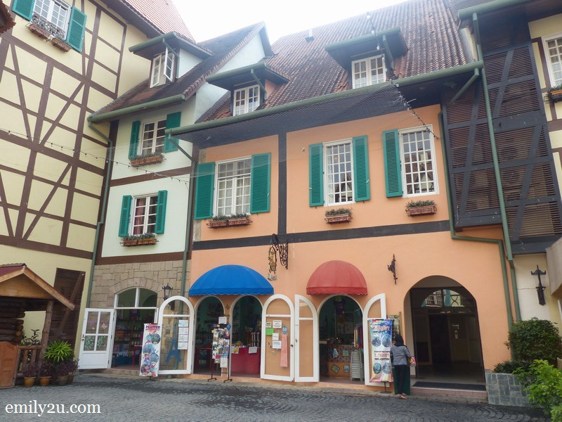 5. Colmar Tropicale French Theme Resort