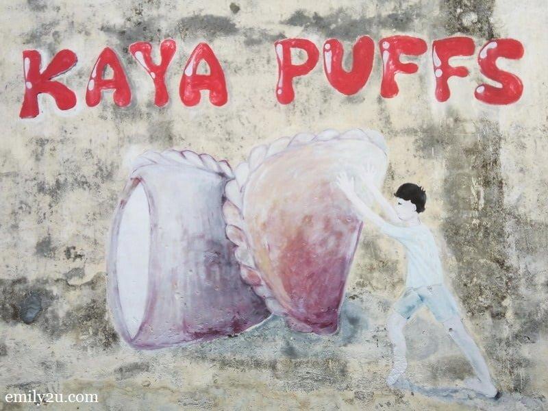 6. kaya puff