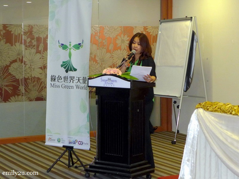 6. Ms. Maggie Ong, Director of Syeun Hotel Ipoh