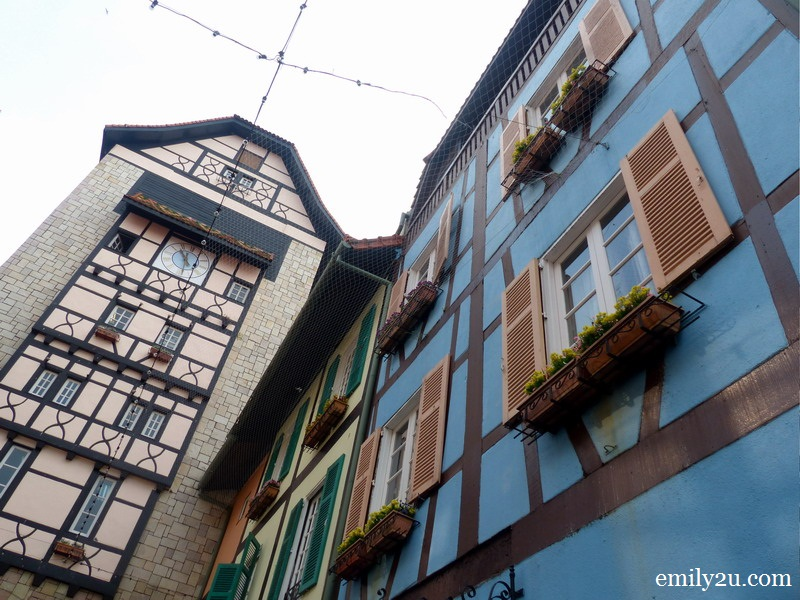7. Colmar Tropicale French Theme Resort