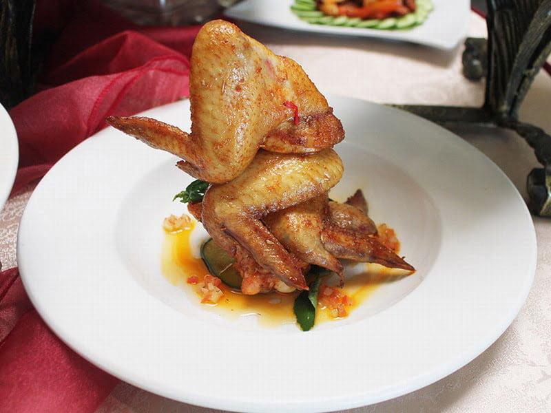7. Ayam Bakar Madu