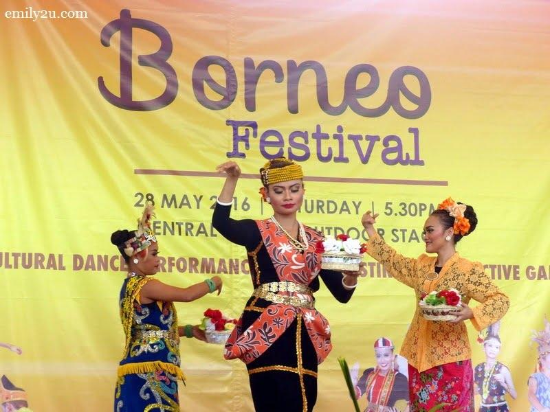 1. Borneo Festival