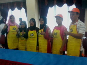 1. some of the hawkers who will operate at Medan Selera Dato Sagor