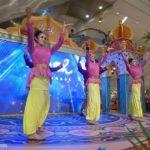 Launch of Sinaran Aidilfitri Ipoh Parade