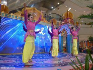1. launch of Sinaran Aidilfitri at Ipoh Parade