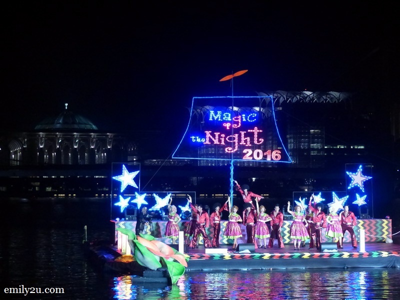 1. Magic of the Night 2016 @ Putrajaya