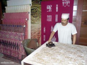 1. batik printing
