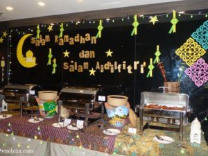Symphony Suites Ramadan Buffet