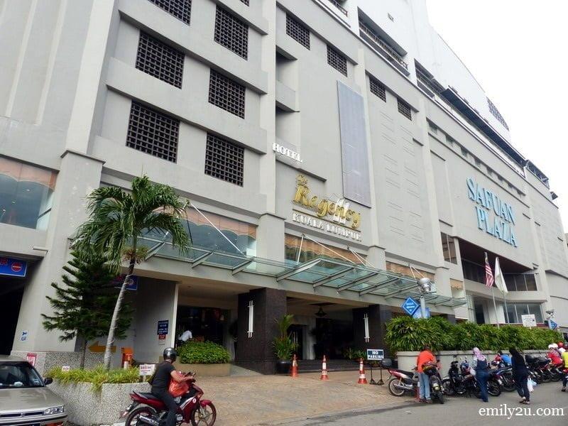 1. The Regency Hotel Kuala Lumpur