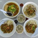Little John's Signature Assam Laksa & Hakka Loh See Fun
