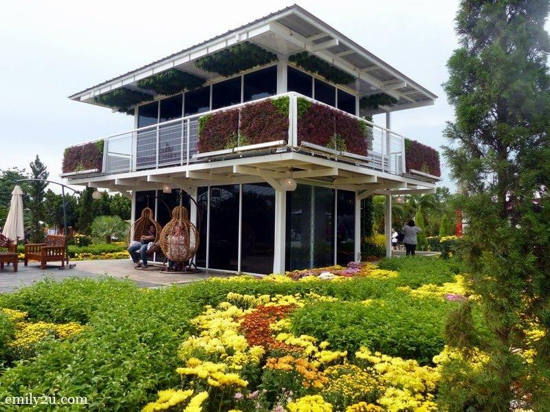 11. Special Garden: Perbadanan Putrajaya (PPj) Garden