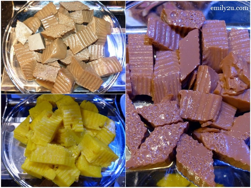 13. a variety of agar-agar