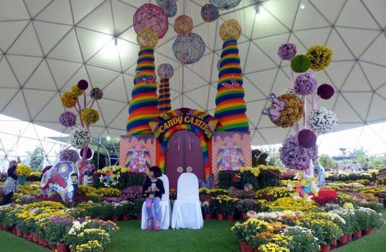 Royal FLORIA Putrajaya Flower and Garden Festival 2016