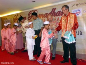 Tower Regency Ramadan CSR