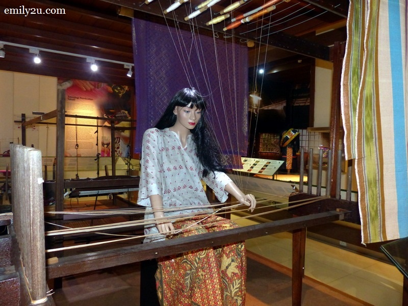 3. weaving