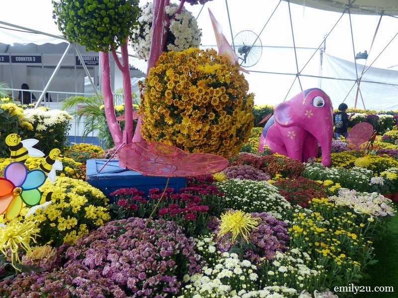 3. Chrysanthemum Garden