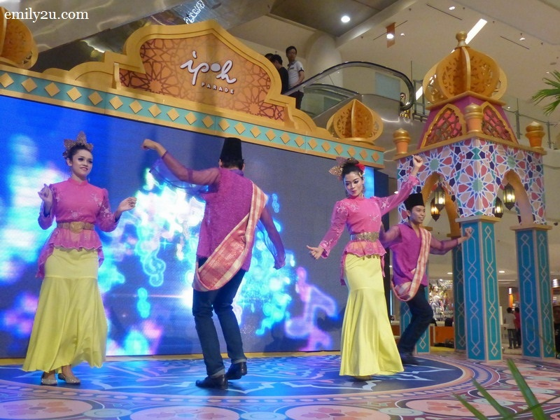 4. traditional dance by Shades Group Dancers