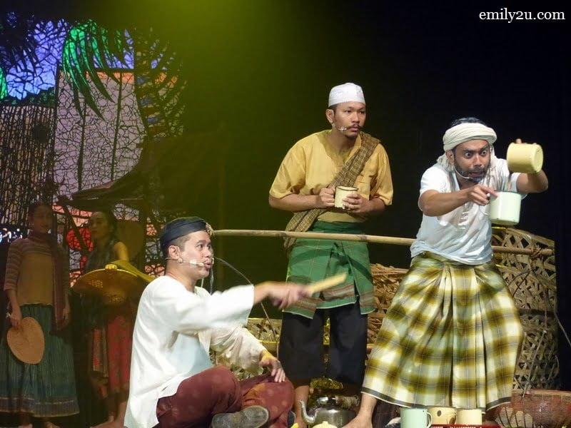 5. the discovery of teh tarik