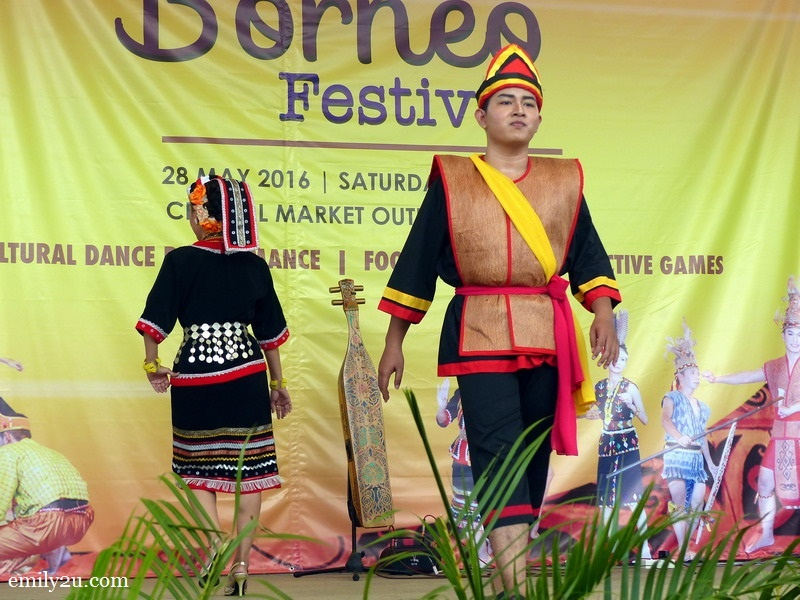 6. Bidayuh (male & female)