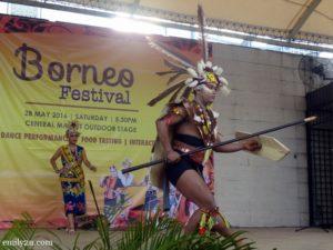 7. Orang Ulu (male & female)